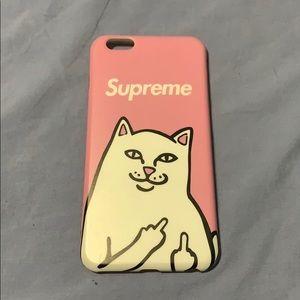 Supreme Rip n Dip Phone Case